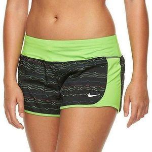 "Nike Shorts - Nike Dri-Fit 3"" Peak Tempo Crew Running Shorts"